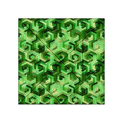 Pattern Factory 23 Green Acrylic Tangram Puzzle (4  x 4 )