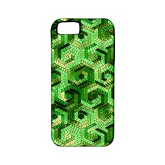Pattern Factory 23 Green Apple iPhone 5 Classic Hardshell Case (PC+Silicone)