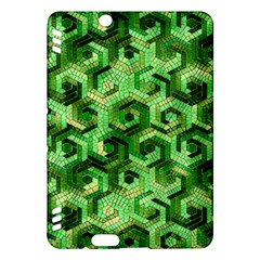 Pattern Factory 23 Green Kindle Fire HDX Hardshell Case