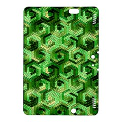 Pattern Factory 23 Green Kindle Fire HDX 8.9  Hardshell Case