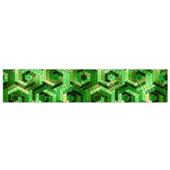 Pattern Factory 23 Green Flano Scarf (Small)