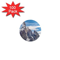 Cerro Torre Parque Nacional Los Glaciares  Argentina 1  Mini Magnets (100 pack)