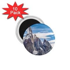 Cerro Torre Parque Nacional Los Glaciares  Argentina 1.75  Magnets (10 pack)
