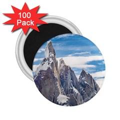 Cerro Torre Parque Nacional Los Glaciares  Argentina 2.25  Magnets (100 pack)