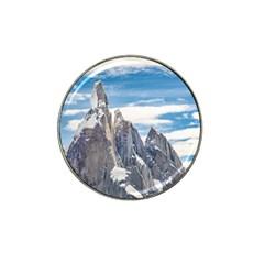 Cerro Torre Parque Nacional Los Glaciares  Argentina Hat Clip Ball Marker