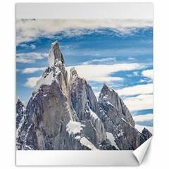 Cerro Torre Parque Nacional Los Glaciares  Argentina Canvas 8  x 10