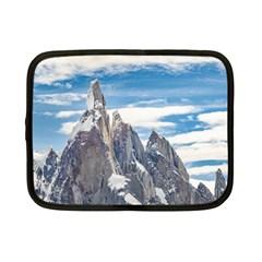 Cerro Torre Parque Nacional Los Glaciares  Argentina Netbook Case (Small)