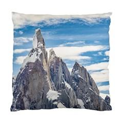 Cerro Torre Parque Nacional Los Glaciares  Argentina Standard Cushion Case (Two Sides)