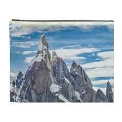 Cerro Torre Parque Nacional Los Glaciares  Argentina Cosmetic Bag (XL)