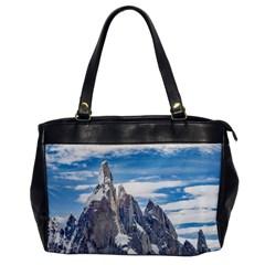 Cerro Torre Parque Nacional Los Glaciares  Argentina Office Handbags