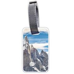 Cerro Torre Parque Nacional Los Glaciares  Argentina Luggage Tags (One Side)