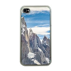 Cerro Torre Parque Nacional Los Glaciares  Argentina Apple iPhone 4 Case (Clear)