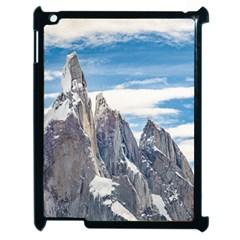 Cerro Torre Parque Nacional Los Glaciares  Argentina Apple iPad 2 Case (Black)