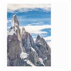 Cerro Torre Parque Nacional Los Glaciares  Argentina Large Garden Flag (Two Sides)