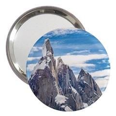 Cerro Torre Parque Nacional Los Glaciares  Argentina 3  Handbag Mirrors