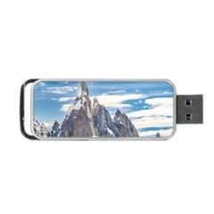 Cerro Torre Parque Nacional Los Glaciares  Argentina Portable USB Flash (Two Sides)