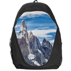 Cerro Torre Parque Nacional Los Glaciares  Argentina Backpack Bag