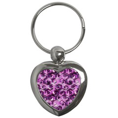 Pattern Factory 23 Pink Key Chains (Heart)