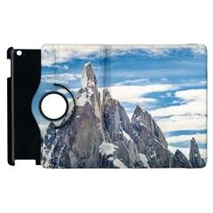 Cerro Torre Parque Nacional Los Glaciares  Argentina Apple iPad 2 Flip 360 Case