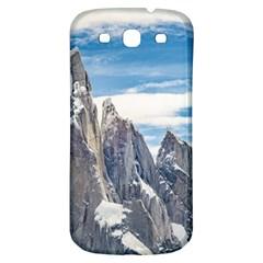 Cerro Torre Parque Nacional Los Glaciares  Argentina Samsung Galaxy S3 S III Classic Hardshell Back Case