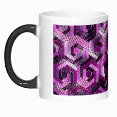 Pattern Factory 23 Pink Morph Mugs
