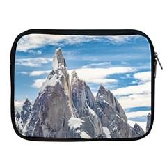 Cerro Torre Parque Nacional Los Glaciares  Argentina Apple iPad 2/3/4 Zipper Cases