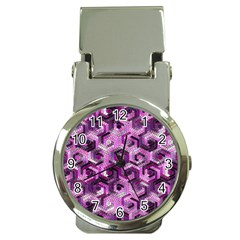 Pattern Factory 23 Pink Money Clip Watches
