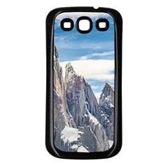 Cerro Torre Parque Nacional Los Glaciares  Argentina Samsung Galaxy S3 Back Case (Black)