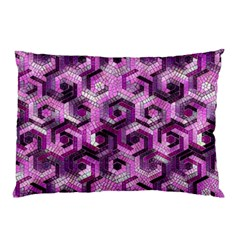 Pattern Factory 23 Pink Pillow Case