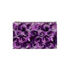 Pattern Factory 23 Pink Cosmetic Bag (Small)