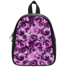 Pattern Factory 23 Pink School Bags (Small)
