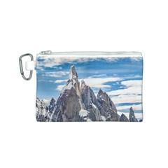 Cerro Torre Parque Nacional Los Glaciares  Argentina Canvas Cosmetic Bag (S)