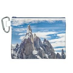 Cerro Torre Parque Nacional Los Glaciares  Argentina Canvas Cosmetic Bag (XL)