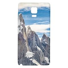 Cerro Torre Parque Nacional Los Glaciares  Argentina Galaxy Note 4 Back Case