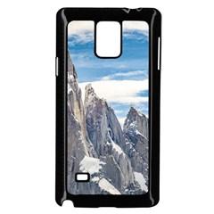 Cerro Torre Parque Nacional Los Glaciares  Argentina Samsung Galaxy Note 4 Case (Black)