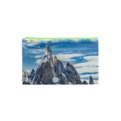Cerro Torre Parque Nacional Los Glaciares  Argentina Cosmetic Bag (XS)