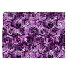 Pattern Factory 23 Pink Cosmetic Bag (XXL)