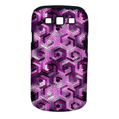 Pattern Factory 23 Pink Samsung Galaxy S III Classic Hardshell Case (PC+Silicone)