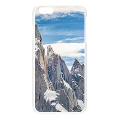 Cerro Torre Parque Nacional Los Glaciares  Argentina Apple Seamless iPhone 6 Plus/6S Plus Case (Transparent)