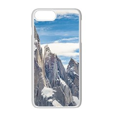Cerro Torre Parque Nacional Los Glaciares  Argentina Apple iPhone 7 Plus White Seamless Case
