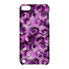 Pattern Factory 23 Pink Apple iPod Touch 5 Hardshell Case with Stand