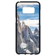 Cerro Torre Parque Nacional Los Glaciares  Argentina Samsung Galaxy S8 Black Seamless Case
