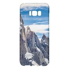 Cerro Torre Parque Nacional Los Glaciares  Argentina Samsung Galaxy S8 Plus Hardshell Case