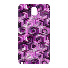 Pattern Factory 23 Pink Samsung Galaxy Note 3 N9005 Hardshell Back Case