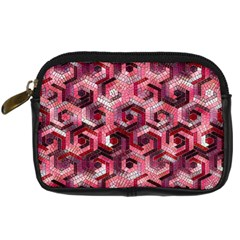 Pattern Factory 23 Red Digital Camera Cases