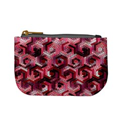 Pattern Factory 23 Red Mini Coin Purses