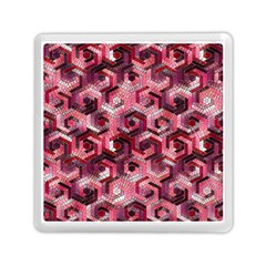 Pattern Factory 23 Red Memory Card Reader (Square)