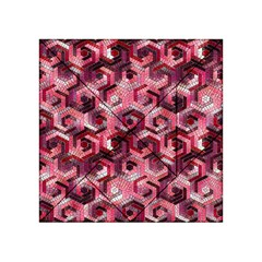Pattern Factory 23 Red Acrylic Tangram Puzzle (4  x 4 )