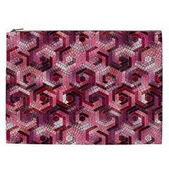 Pattern Factory 23 Red Cosmetic Bag (XXL)