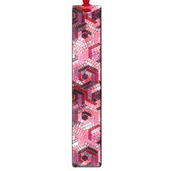 Pattern Factory 23 Red Large Book Marks